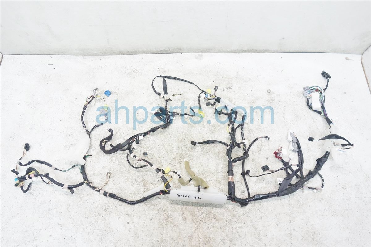 2013 Toyota Camry INTRUMENT PANEL WIRE HARNESS 82141 0X433 821410X433 Replacement