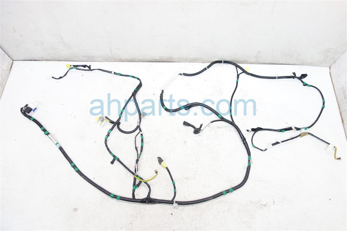 2008 Toyota Highlander Passenger FLOOR WIRE HARNESS 82161 48P00 8216148P00 Replacement