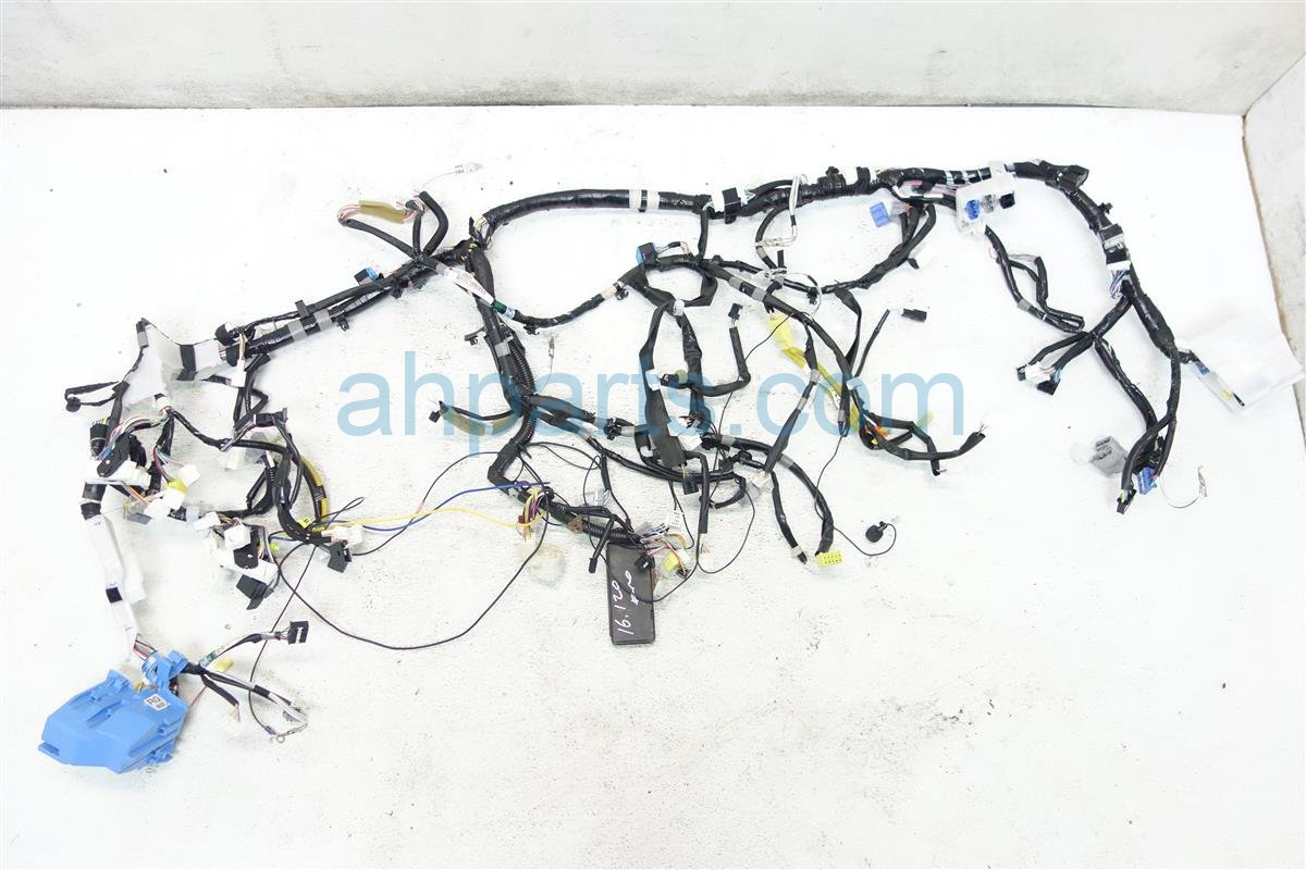 2008 Toyota Highlander INSTRUMENT PANEL HARNESS 82142 48680 8214248680 Replacement