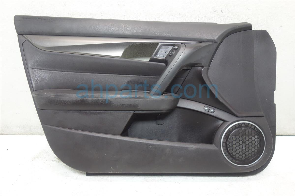 2012 Acura TL Front driver DOOR PANEL TRIM LINER BLACK 83551 TK4 A05ZB 83551TK4A05ZB Replacement