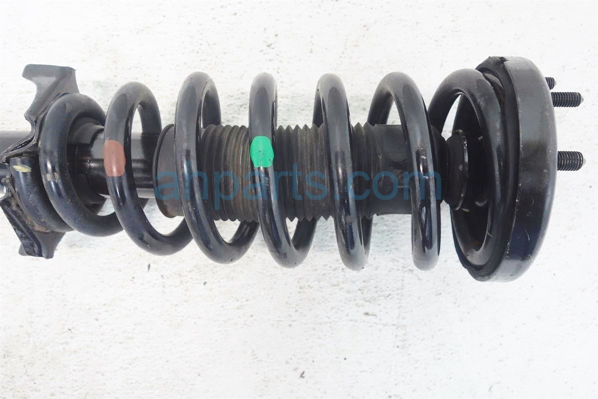2012 Acura TL Front passenger STRUT SHOCK SPRING 51610 TK4 A04 51610TK4A04 Replacement