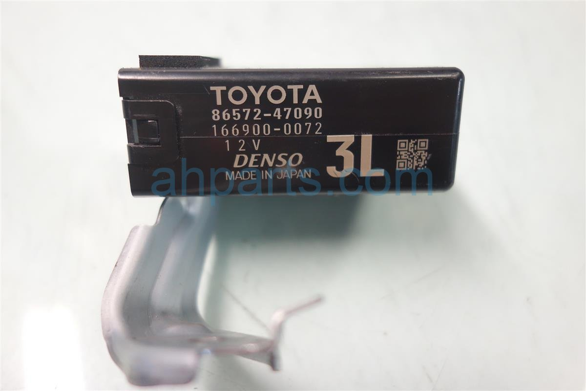 2014 Toyota Prius V Vehicle Approaching Speaker Module 86572 47090 8657247090 Replacement