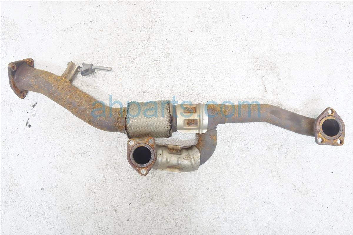 2012 Acura TL 3 5L EXHAUST DOWN PIPE A 18210 TK4 A01 18210TK4A01 Replacement