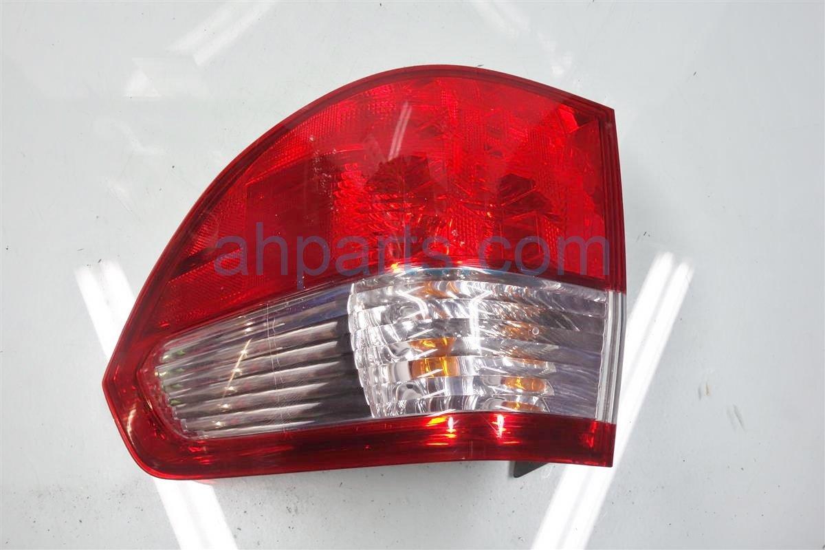 2007 Honda Odyssey Rear Passenger TAIL LAMP LIGHT ON BODY 33501 SHJ A11 33501SHJA11 Replacement