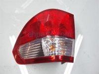 $80 Honda RH TAIL LAMP - LIGHT ON BODY