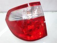 $80 Honda LH TAIL LAMP - LIGHT ON BODY