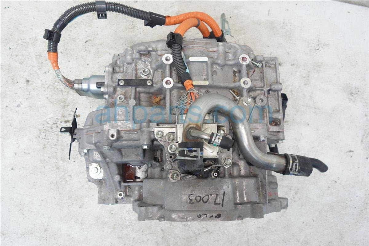2014 Lexus Ct200h AT TRANSMISSION MILES 29K CHECK Replacement