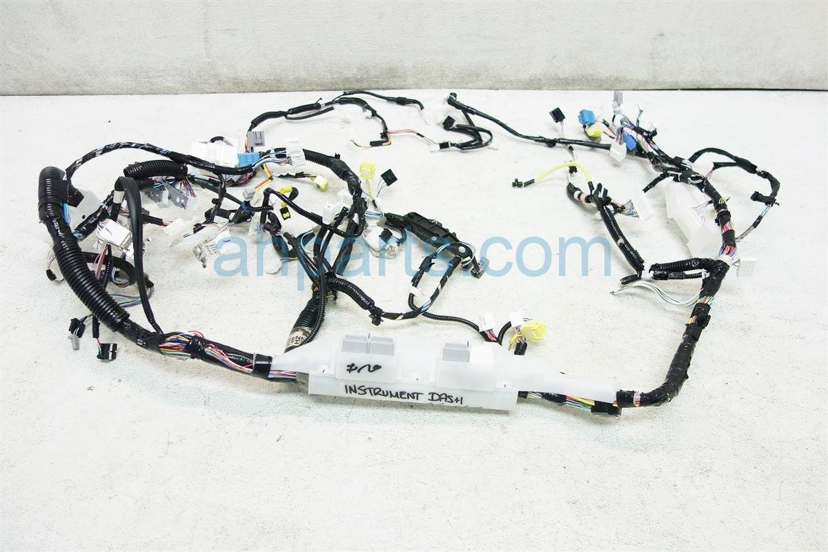 2013 Toyota Avalon INSTRUMENT DASH WIRING HARNESS 82141 07A10 8214107A10 Replacement