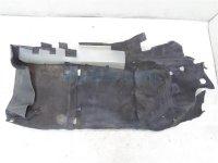 1993 Acura NSX Front ground Driver FLOOR CARPET 88302 SL0 A01ZA 88302SL0A01ZA Replacement