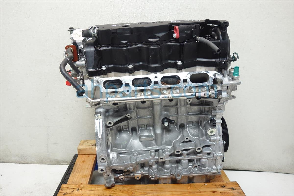 2016 Honda Accord MOTOR ENGINE MILES 10K WRRTY 6MT K24W1 Replacement
