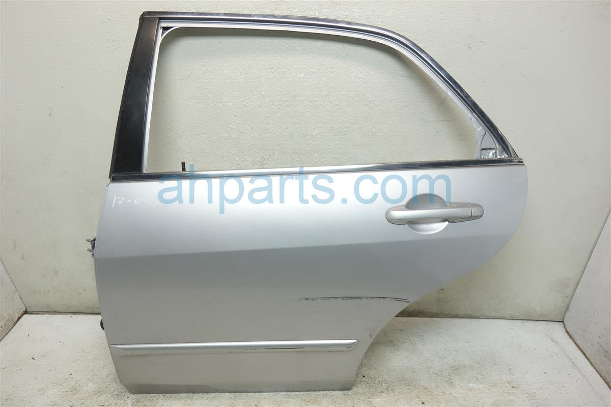 2003 Honda Accord Rear driver DOOR SHELL SILVER 67550 SDA A80ZZ 67550SDAA80ZZ Replacement