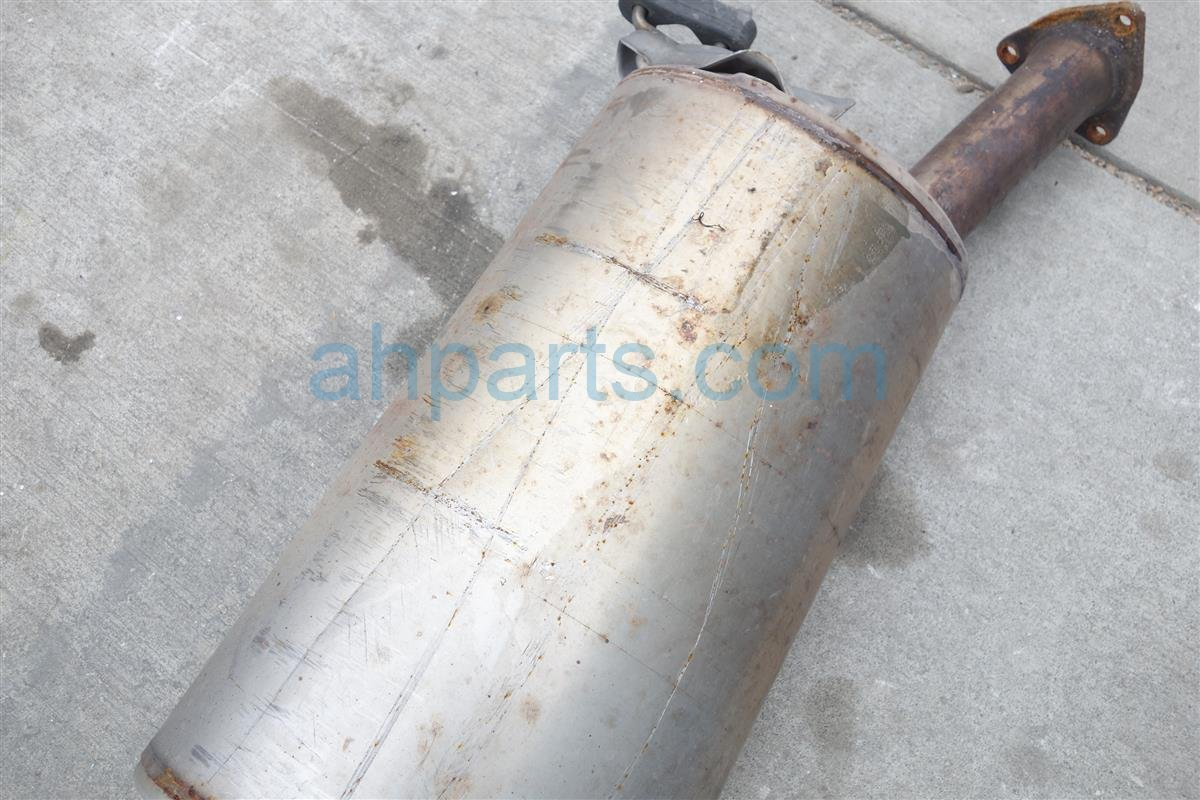 2014 Acura MDX EXHAUST MUFFLER 18307 TZ5 A02 18307TZ5A02 Replacement