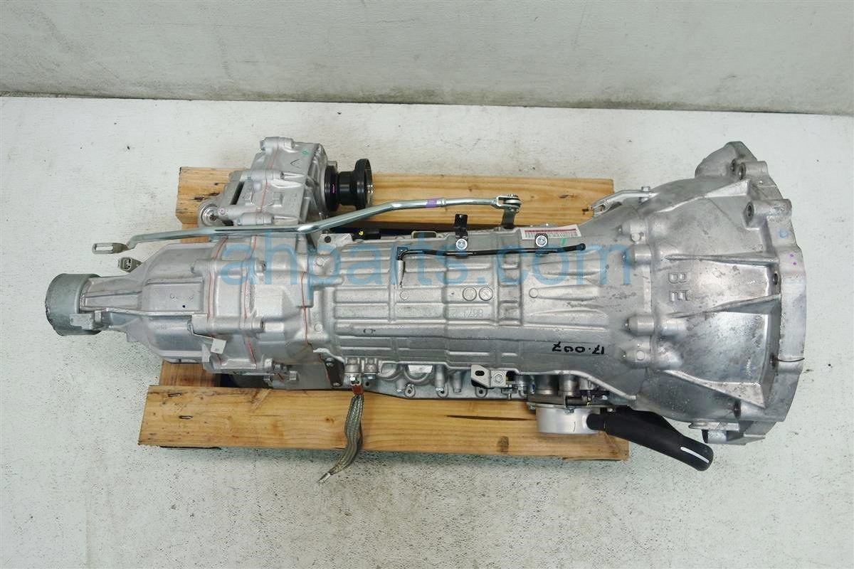 2015 Lexus Is 250 AT TRANSMISSION 11K MILES 35010 5X040 84 350105X04084 Replacement