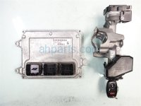 2013 Honda CR V ECU Control module Engine Computer Ignition key 37820 R5A A75 37820R5AA75 Replacement