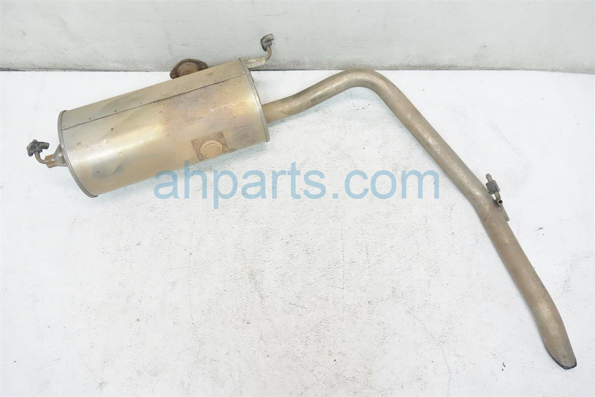 2012 Toyota Sienna 2 7L EXHAUST MUFFLER 17430 0V080 174300V080 Replacement