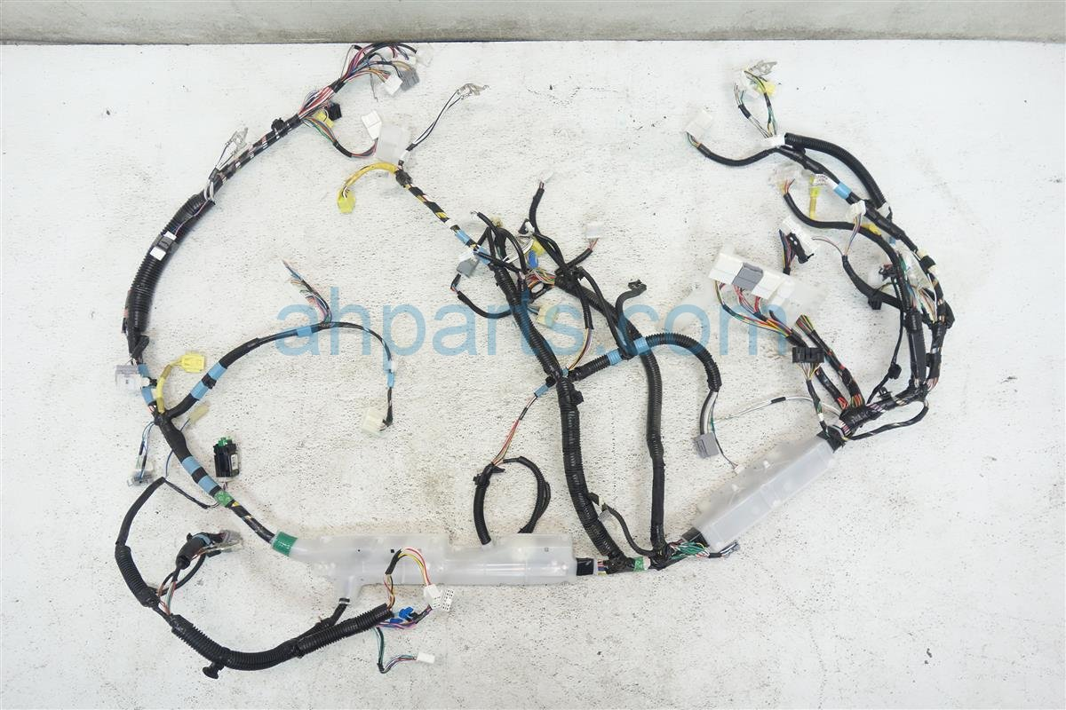 2012 Toyota Sienna INSTRUMENT DASH WIRING HARNESS 82141 08861 8214108861 Replacement