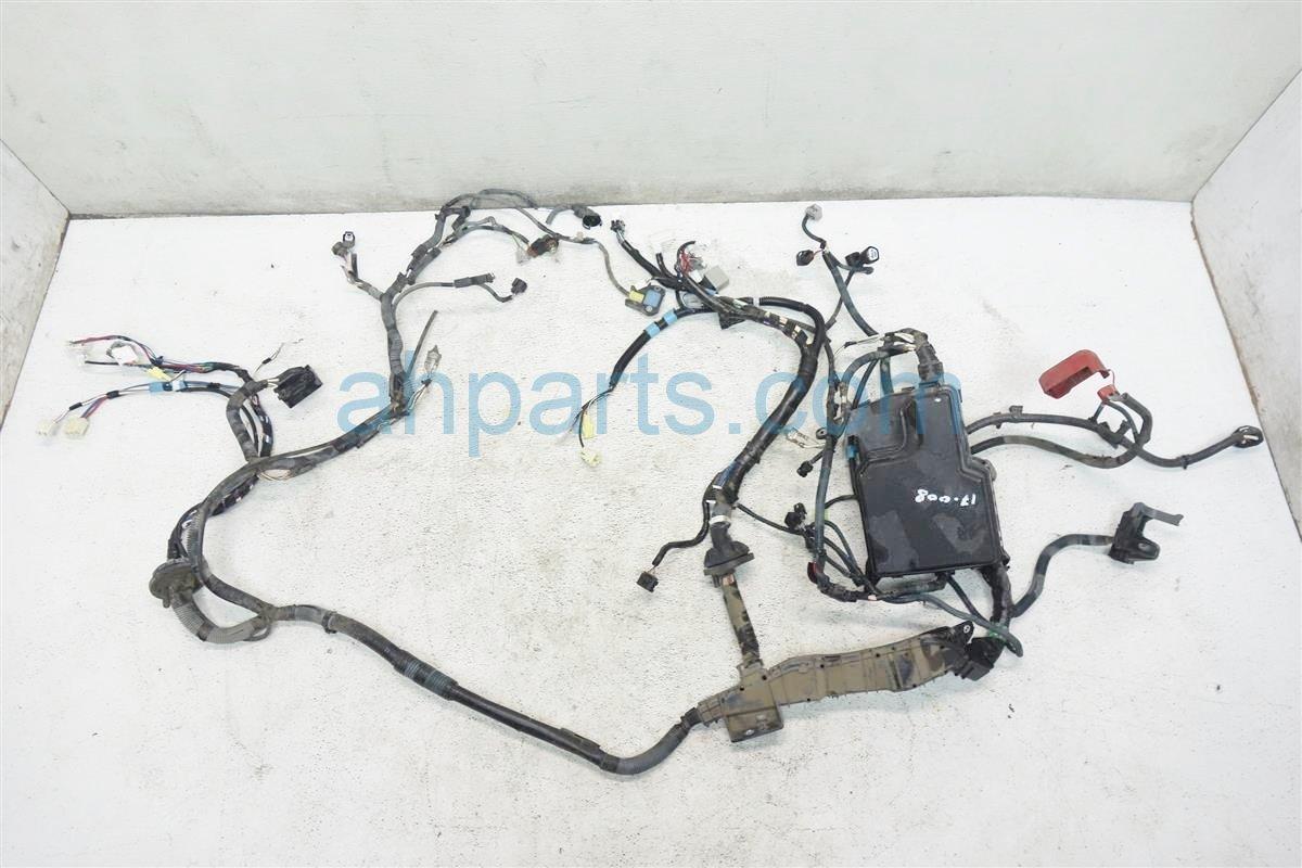 2012 Toyota Sienna HEADLIGHT ENGINE ROOM HARNESS 82111 08881 8211108881 Replacement