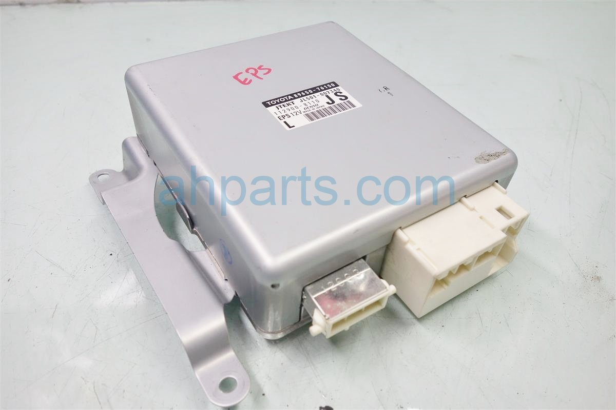 2014 Lexus Ct200h EPS CONTROL MODULE 89650 76150 8965076150 Replacement
