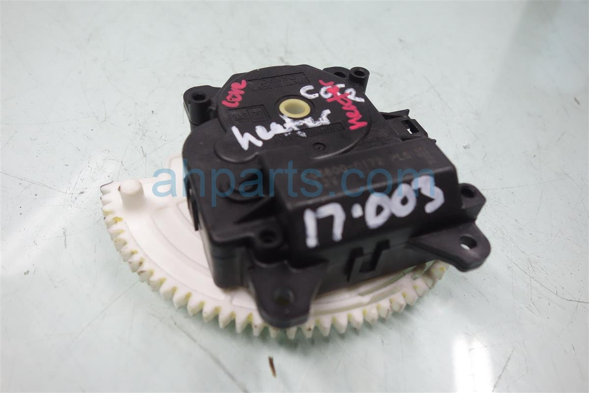2014 Lexus Ct200h SERVO MOTOR HEATER CORE 87106 02200 8710602200 Replacement