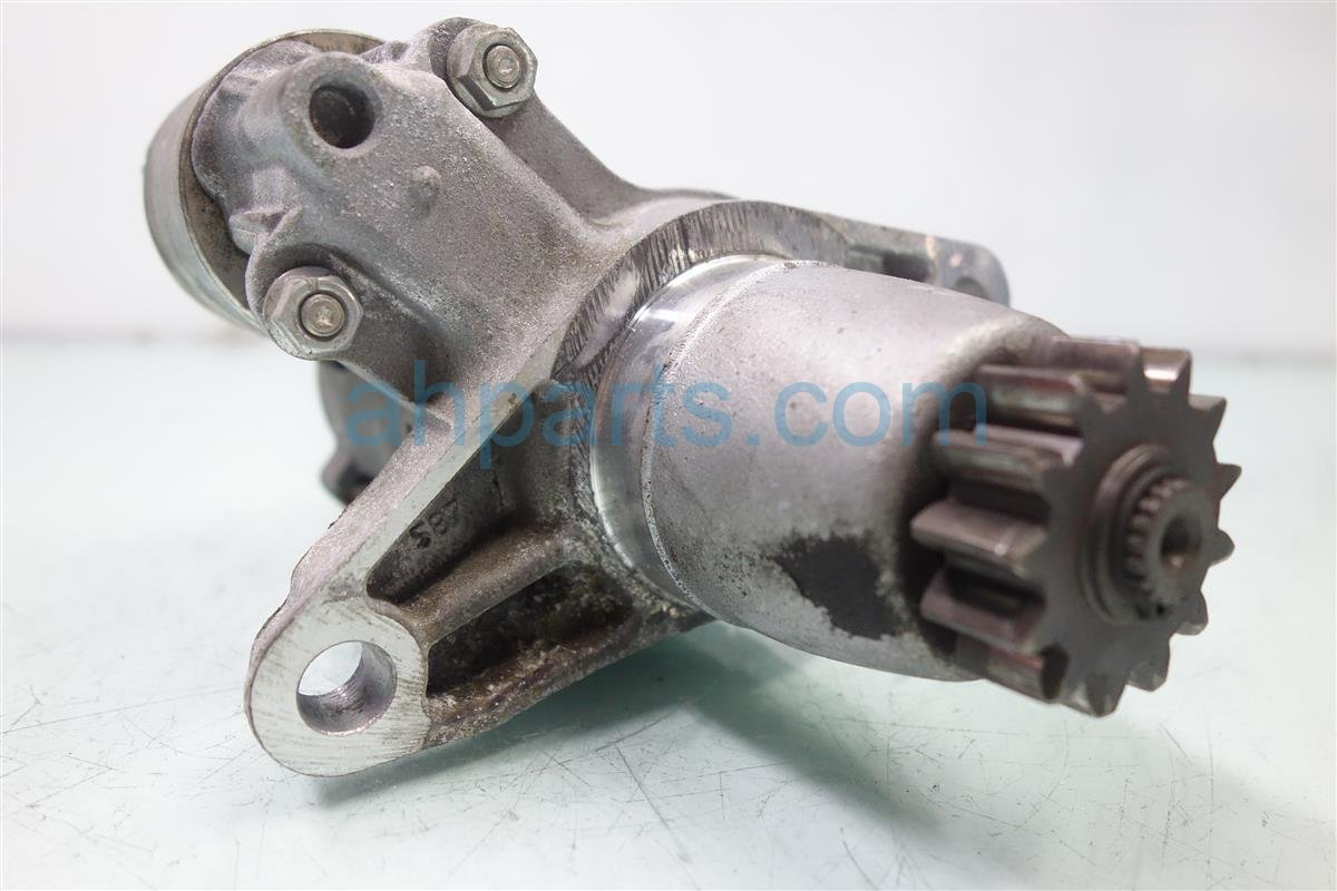 2010 Toyota Camry Motor V6 STARTER Replacement