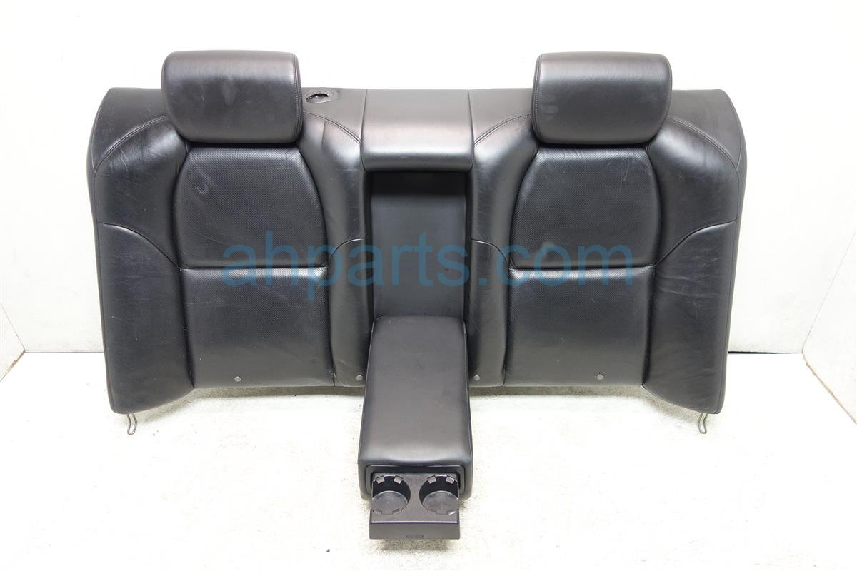 2006 Acura TL 2nd row REAR UPPER SEAT BACK PORTION BLACK 82121 SEP A01ZA 82121SEPA01ZA Replacement