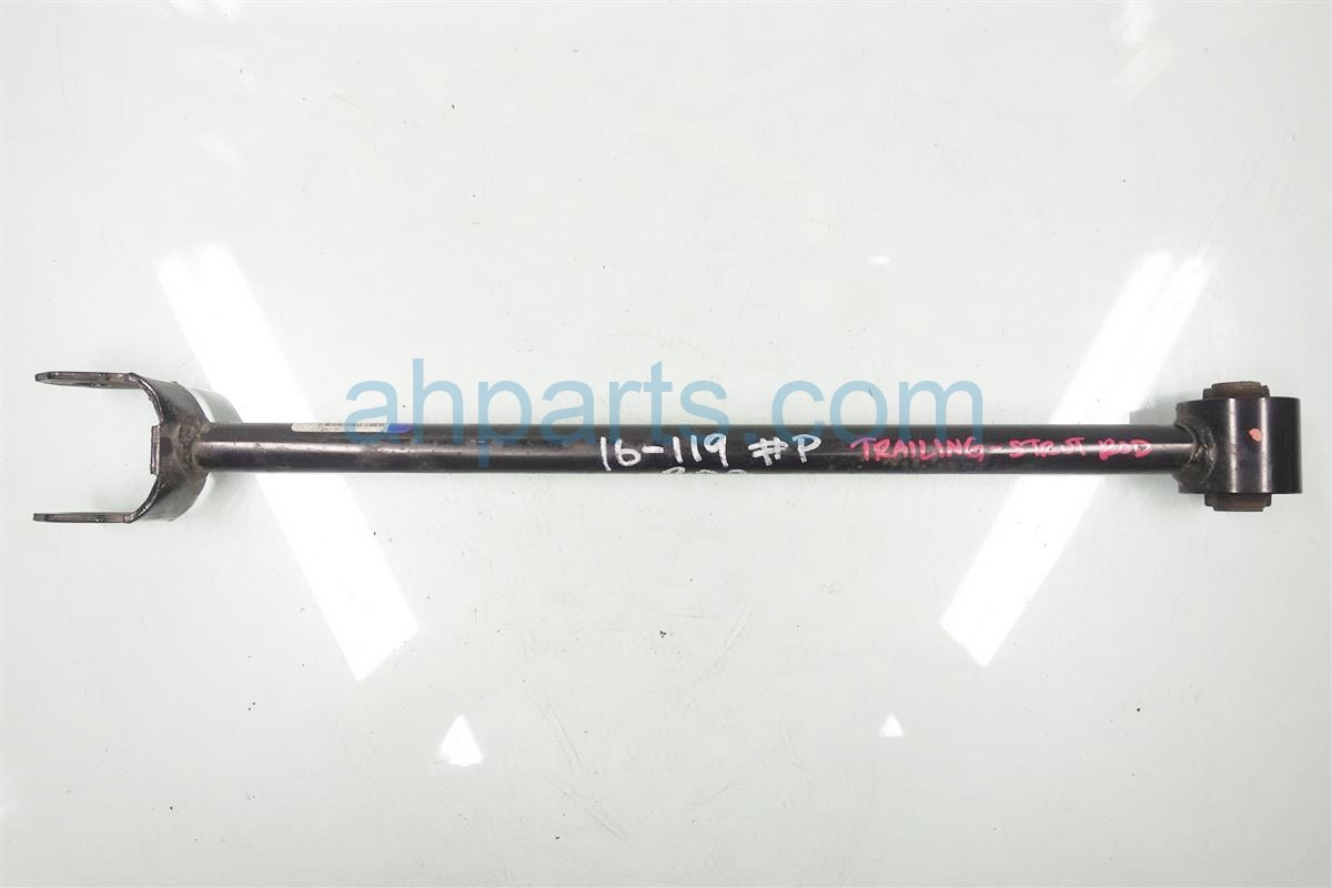 2010 Toyota Camry Control arm Rear passenger LOWER TRAILING STRUT ROD 48780 06030 4878006030 Replacement