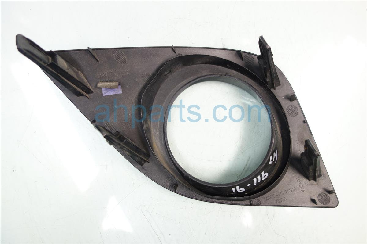 2015 Toyota Corolla Driver FOG LIGHT COVER GRAY BLUE 81482 02520 8148202520 Replacement