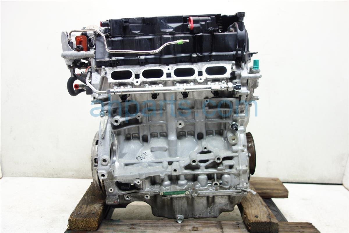 2013 Honda Accord MOTOR ENGINE MILES WRNTY 6MT Replacement