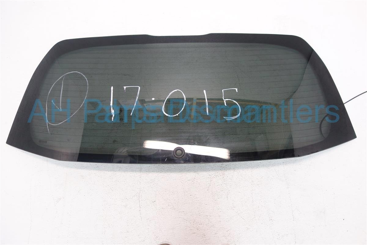 2015 Honda Odyssey Rear BACK GLASS WINDSHIELD Replacement