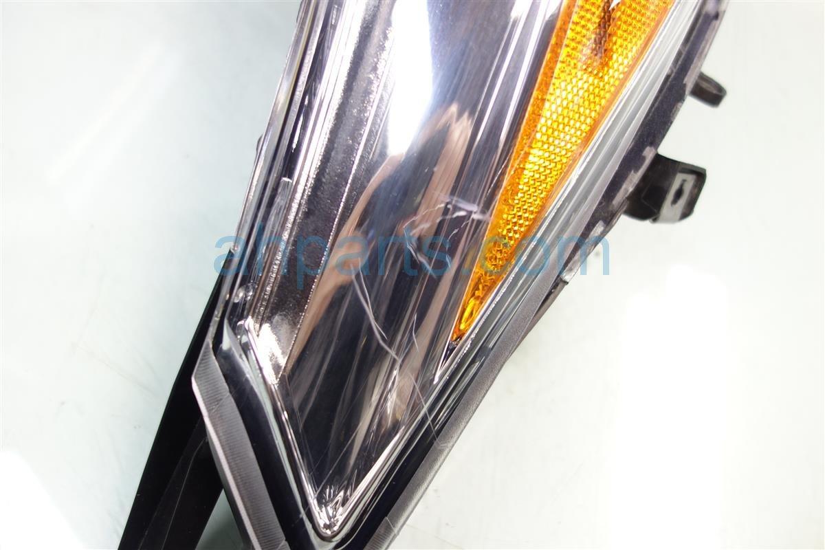 2016 Toyota Avalon Headlight Passenger HEAD LIGHT LAMP Replacement