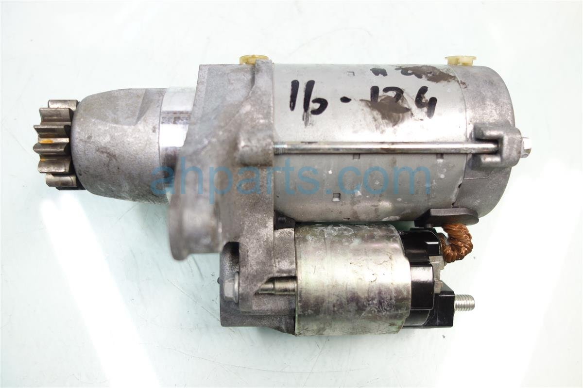 2012 Lexus Rx350 Motor STARTER Replacement
