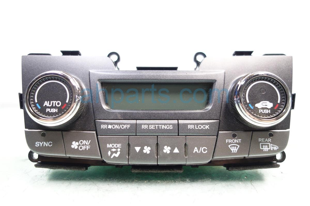 2014 Honda Odyssey Temperature Climate HEATER AC CONTROL ON DASH 79600 TK8 A43 79600TK8A43 Replacement