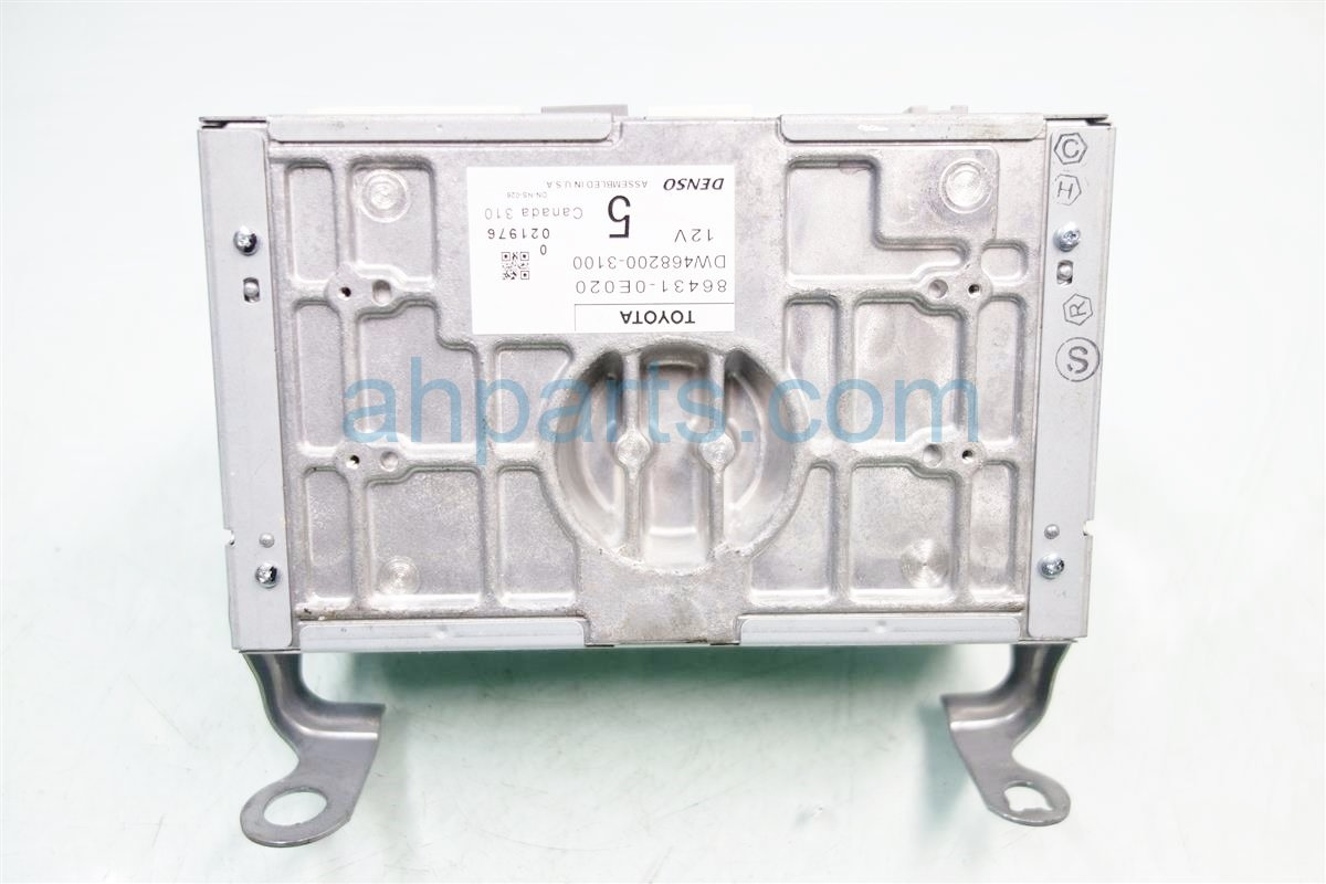 2012 Lexus Rx350 NAVIAGTION DRIVE 86431 0E020 864310E020 Replacement