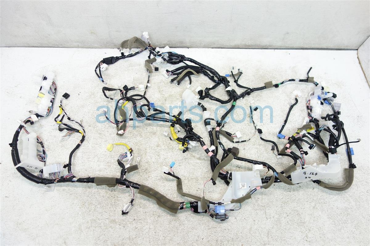 2012 Lexus Rx350 INSTRUMENT DASH WIRING HARNESS 82141 0E221 821410E221 Replacement