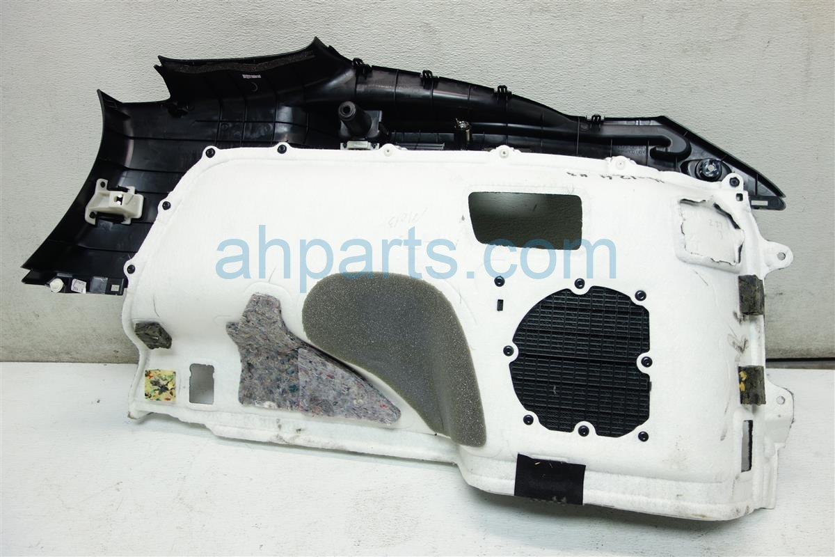 2012 Lexus Rx350 Panel Driver INNER QUARTER TRIM LINING BLACK 64740 0E020 C0 647400E020C0 Replacement