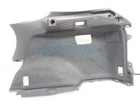 2012 Lexus Rx350 Panel Passenger INNER QUARTER TRIM LINER BLACK1 64730 0E020 C0 647300E020C0 Replacement
