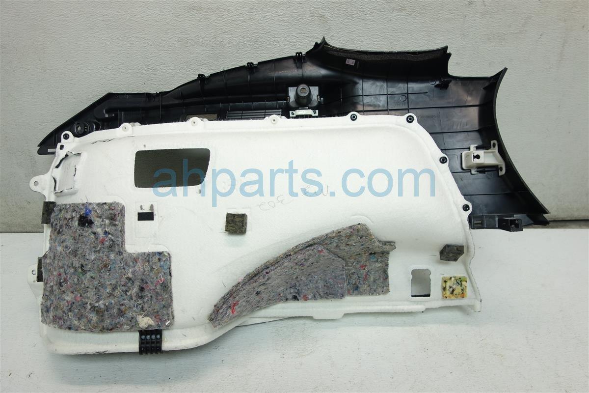 2012 Lexus Rx350 Panel Passenger INNER QUARTER TRIM LINER BLACK1 64730 0E020 C0 647300E020C0 Replacement