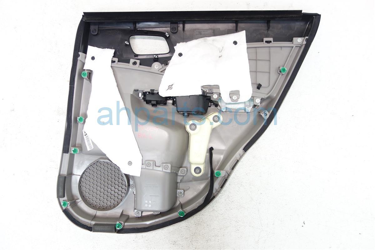 2013 Honda CR V Panel Rear driver DOOR TRIM LINER GRAY CLOTH 83750 T2F A61ZB 83750T2FA61ZB Replacement