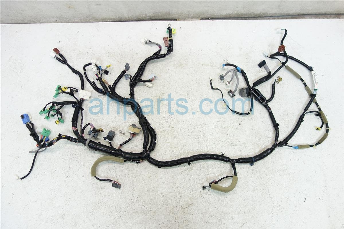 2013 Honda CR V INSTRUMENT DASH WIRING HARNESS 32117 T0A A60 32117T0AA60 Replacement