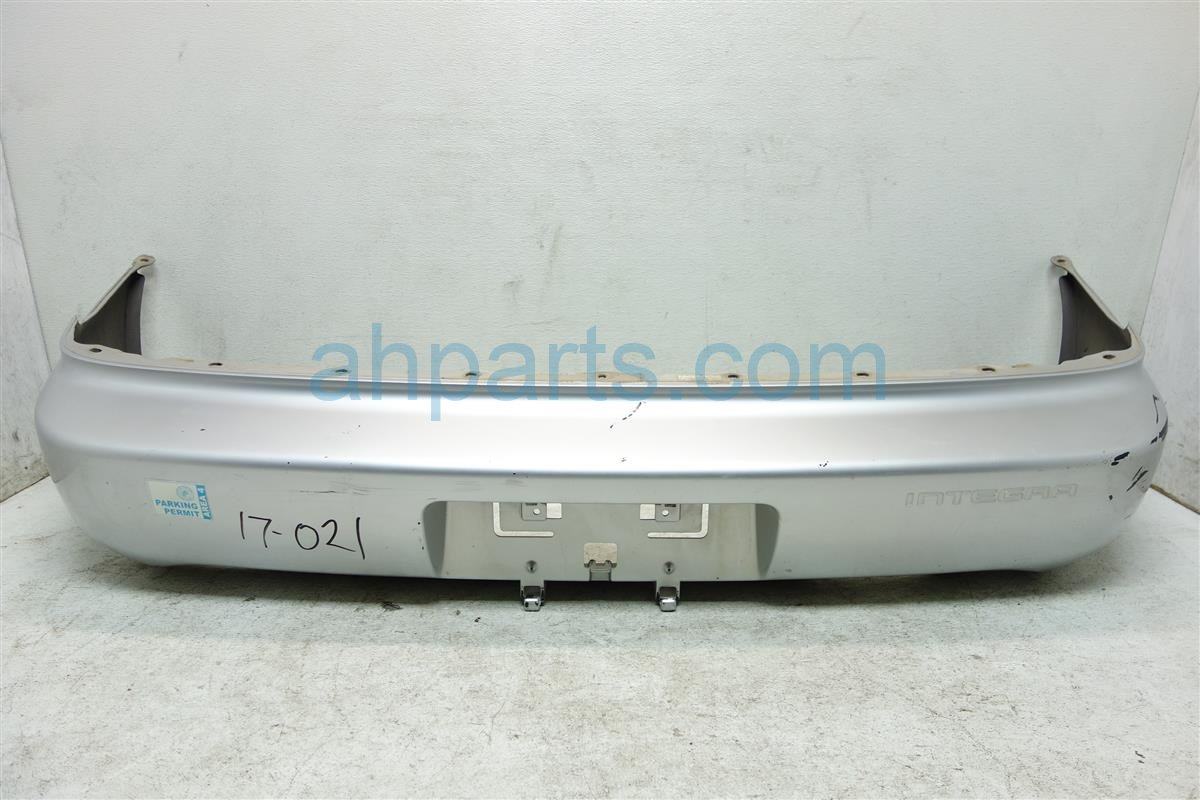 1996 Acura Integra REAR BUMPER COVER SILVER 04715 ST7 A00ZZ 04715ST7A00ZZ Replacement
