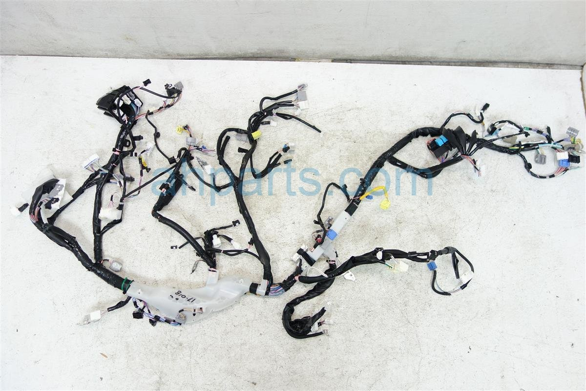 2014 Toyota Highlander INSTRUMENT DASHBOARD WIRING HARNESS 82141 0E870 821410E870 Replacement