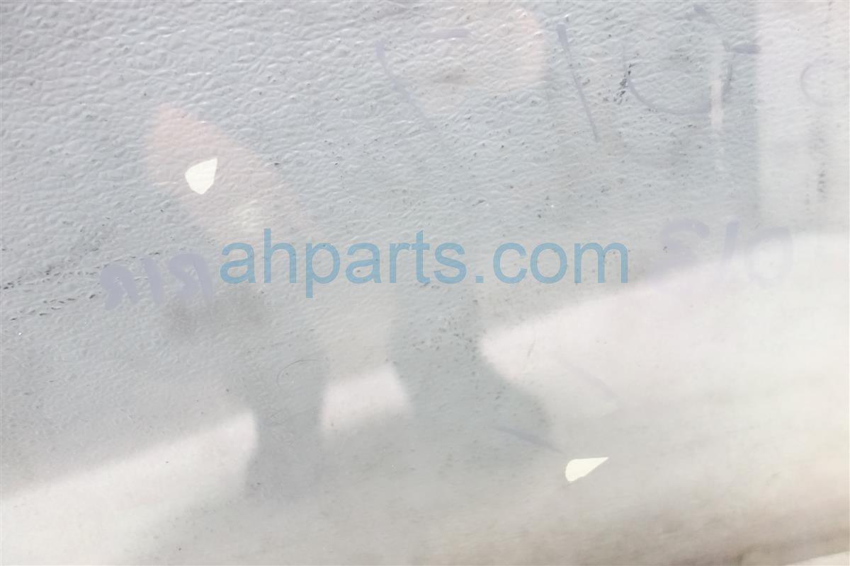 2006 Acura TL Front Rear passenger DOOR WINDOW GLASS Replacement
