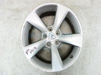 2012 Lexus Rx350 Rim Front passenger 18 5 SPOKE ALLOY WHEELS 42611 0E220 426110E220 Replacement