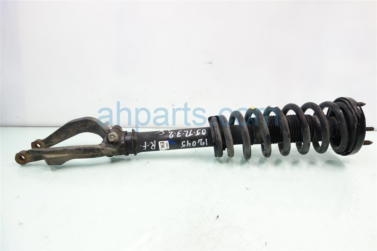 1996 Honda Accord Spring 4DR Front passenger STRUT SHOCK 51601 SV4 A13 51601SV4A13 Replacement