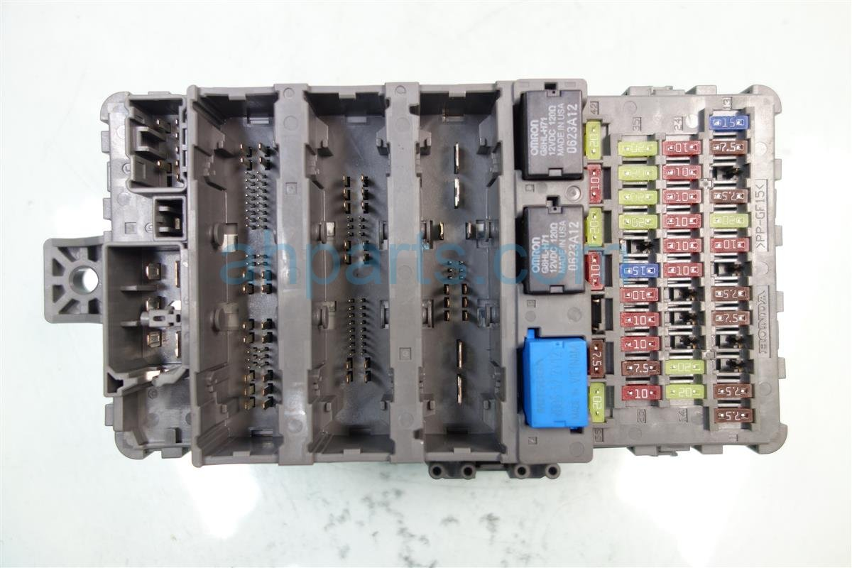 buy 2013 honda accord dash fuse box 38200 t2a a01 2013 honda accord coupe fuse box 2013 honda accord fuse box location