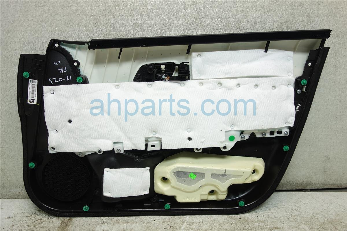 2017 Acura ILX Trim liner Front driver DOOR PANEL NO WINDOW SWITCH TAN 83551 TV9 A31 83551TV9A31 Replacement