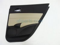 2017 Acura ILX Rear passenger DOOR PANEL TRIM LINER TAN 83701 TV9 A31ZA 83701TV9A31ZA Replacement