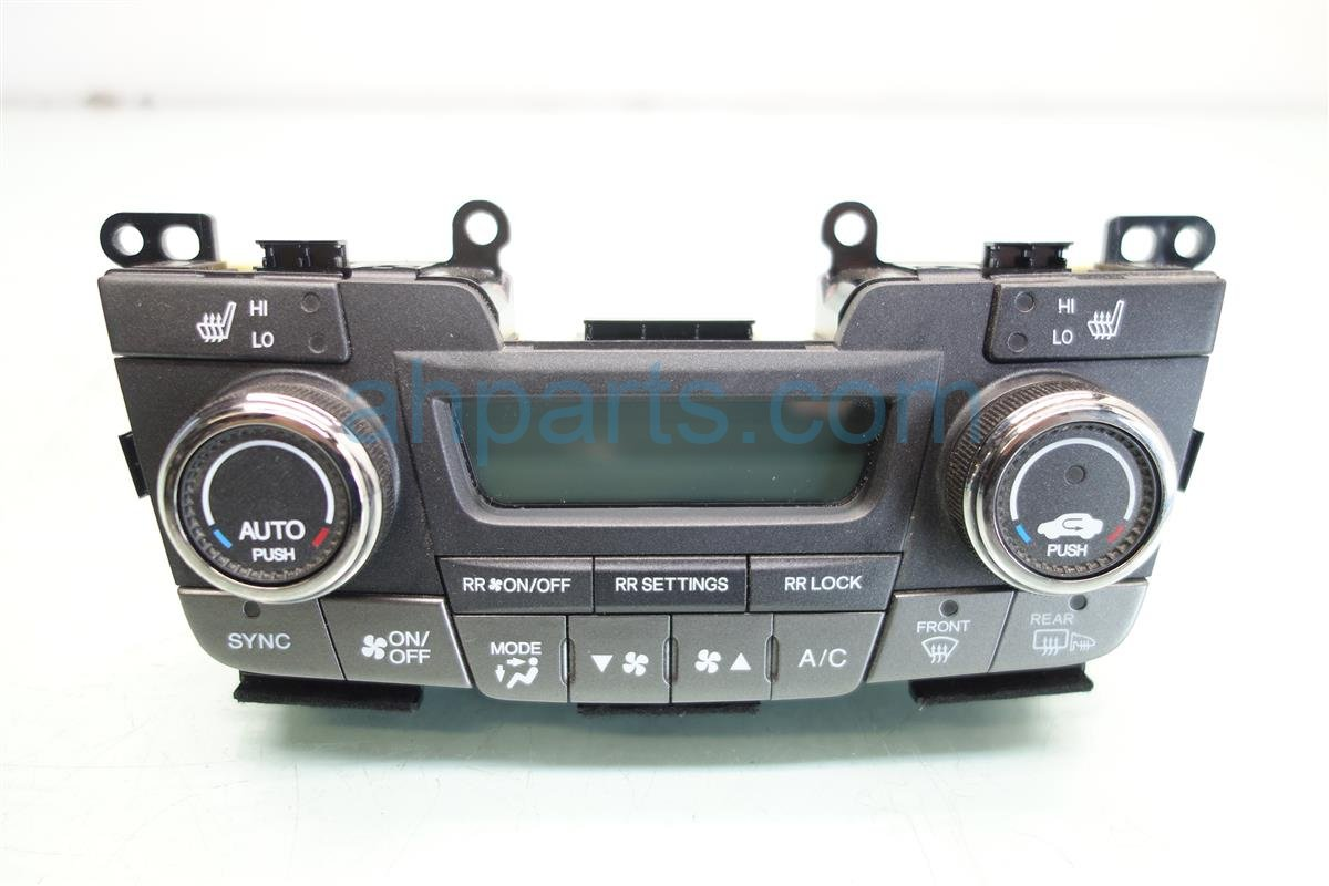 2014 Honda Odyssey Temperature Climate HEATER AC CONTROL ON DASH 79600 TK8 A93 79600TK8A93 Replacement