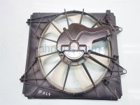 2014 Honda Odyssey Cooling AC CONDENSER FAN ASSEMBLY Replacement