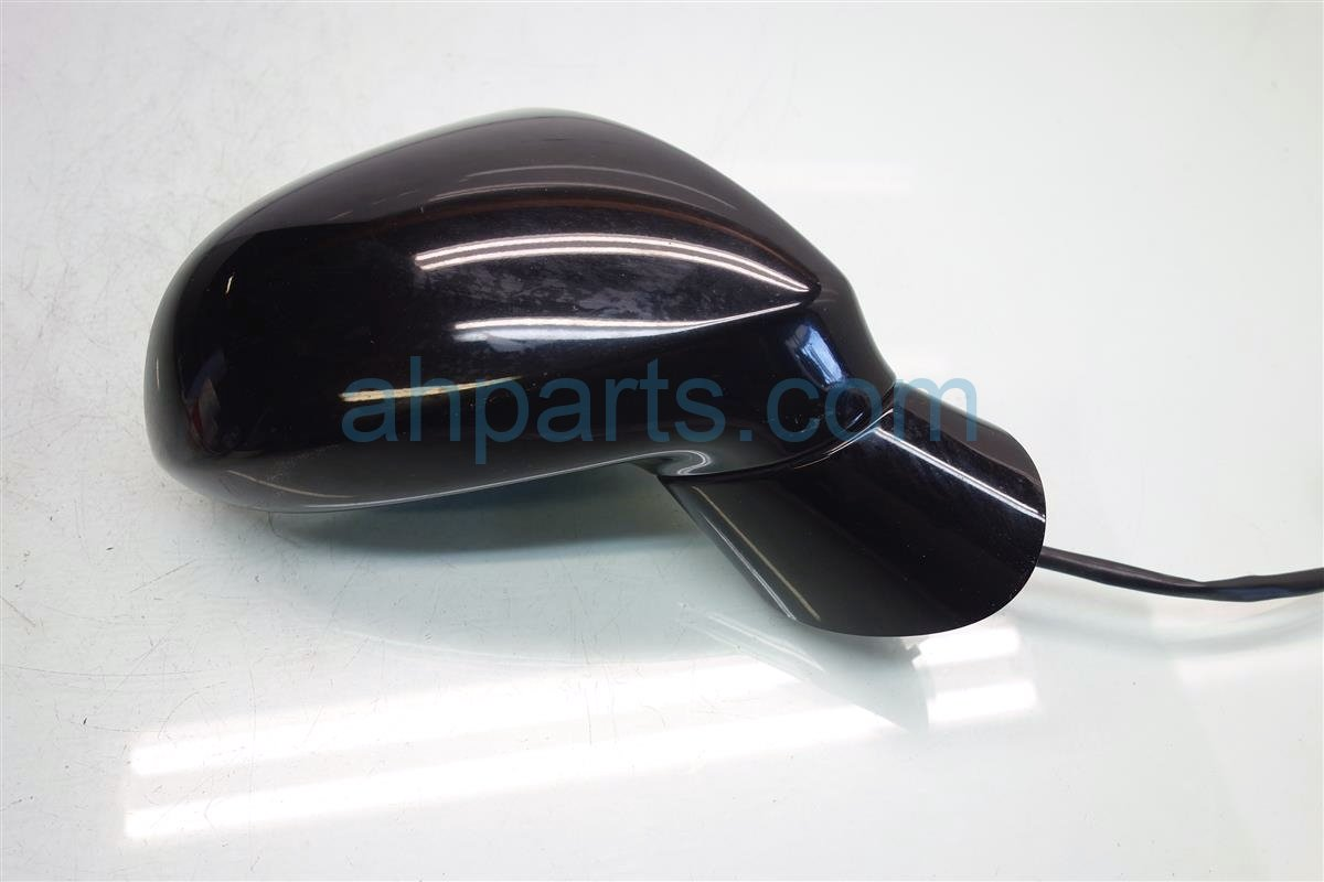 2008 Honda S2000 Driver SIDE REAR VIEW MIRROR BLACK 76250 S2A A03ZB 76250S2AA03ZB Replacement